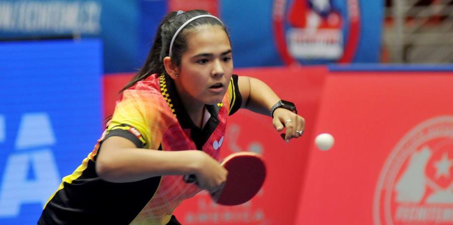 La competencia de Australia será la última de este año para Adriana Díaz. (Archivo / GFR Media) (horizontal-x3)