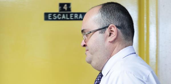Informe del FEI retrata partidismo de Itza García y el exjuez Rafael Ramos Sáenz en chat de WhatsApp