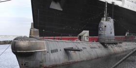 Ponen a la venta un antiguo submarino nuclear soviético