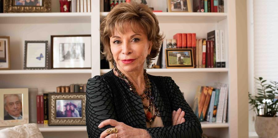 Isabel Allende conectará con sus lectores mediante un