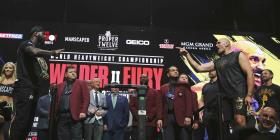 Wilder vs. Fury II podría ser el duelo más trascendental en la categoría de los pesados