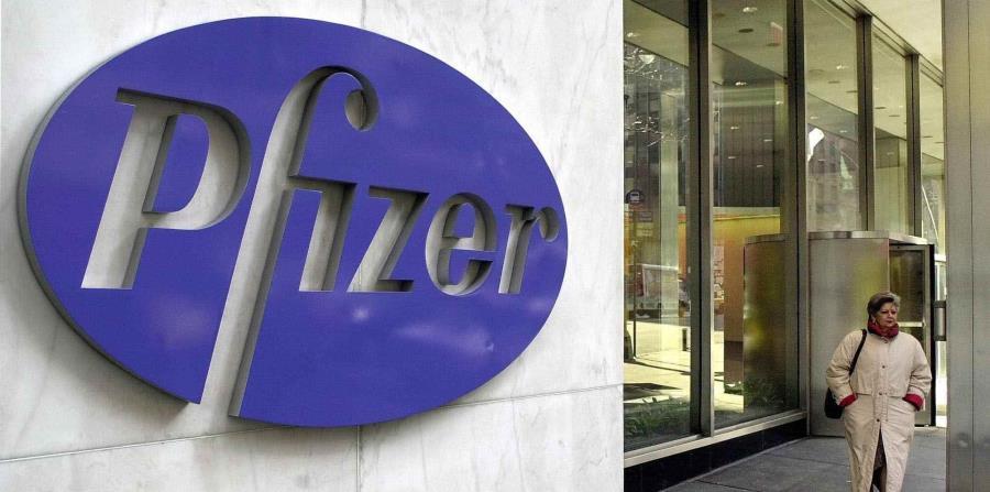 La farmacéutica Pfizer tiene sede en Nueva York. (horizontal-x3)