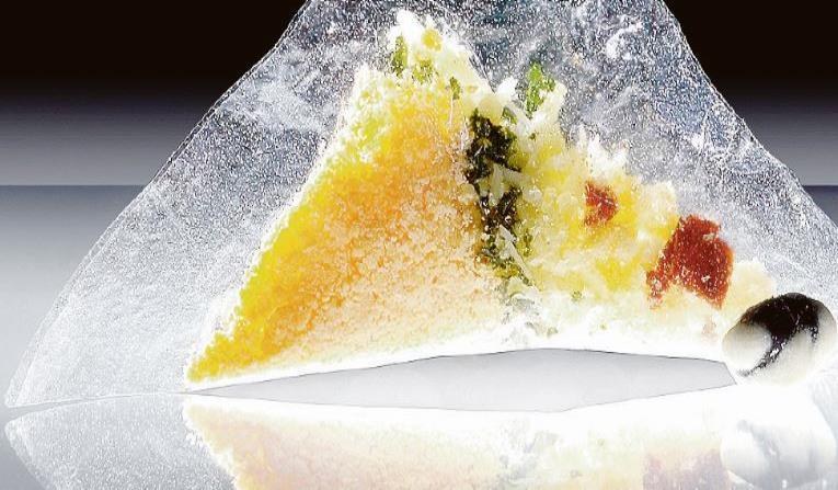 No pasa de moda la gastronom a molecular el nuevo d a for Quien invento la cocina molecular