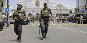 Detonan de manera controlada un explosivo cerca de aeropuerto en Sri Lanka