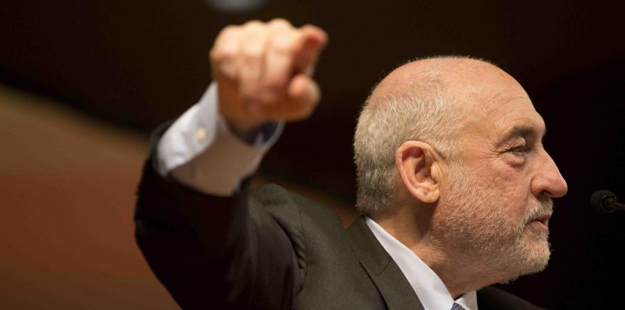 Joseph Stiglitz, premio Nobel de Economía, dio su diagnóstico sobre la situación fiscal del País. (horizontal-x3)