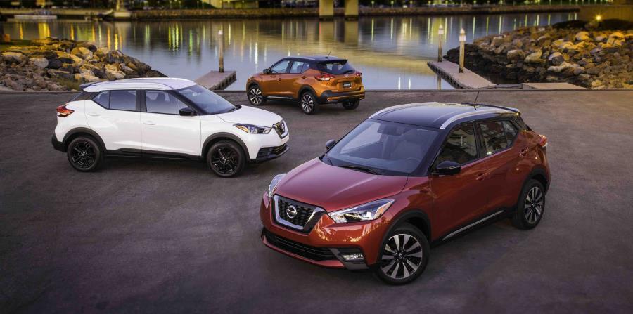 El Nissan Kicks está disponible en varias versiones, desde la más básica, hasta la más deportiva y tecnológica. (horizontal-x3)