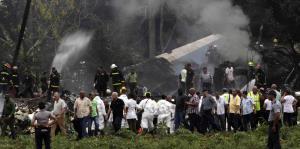 Única sobreviviente de accidente aéreo en Cuba sigue en tratamiento