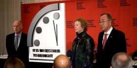 """Adelantan el """"reloj del apocalipsis"""": quedan sólo 100 segundos para el fin del mundo"""