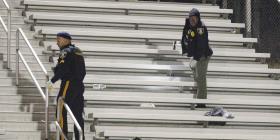 Hieren de bala a niño de 10 años y otras dos personas en escuela secundaria de Nueva Jersey