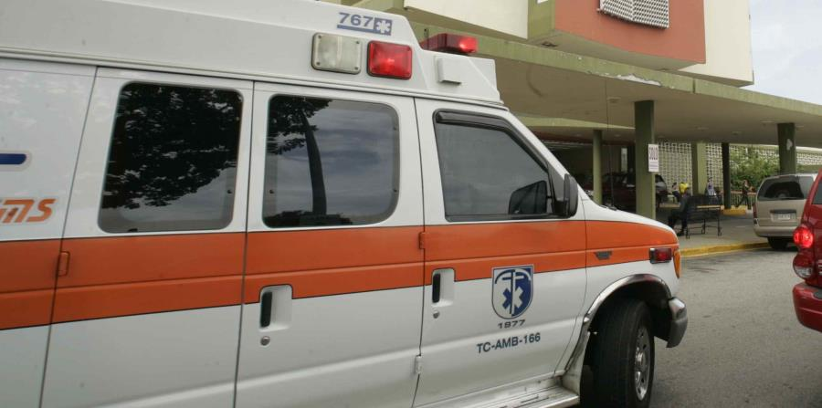fue internado ayer de emergencia en el Centro Médico de Río Piedras (horizontal-x3)