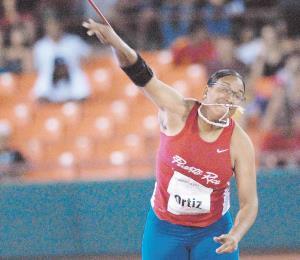 La boricua Coralys Ortiz clasifica a Barranquilla