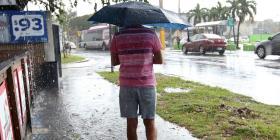 Emiten una advertencia de inundaciones para cuatro pueblos de la isla