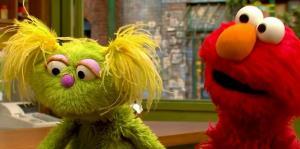 Plaza Sésamo revela que mamá de amiga de Elmo es adicta las drogas