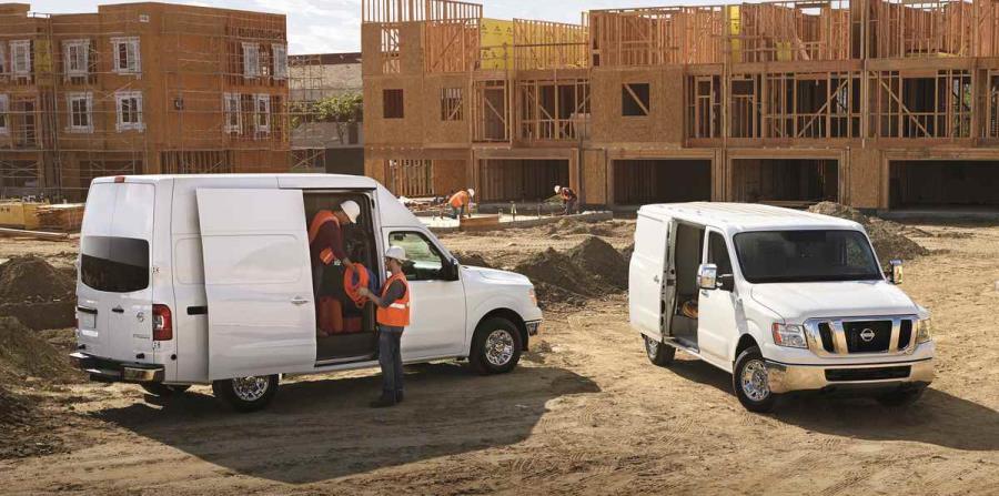 El Nissan NV Cargo está diseñada para ser modificada y personalizada con 57 puntos anexos en los que se pueden instalar equipos personalizados de carga, sin necesidad de taladrar el metal. (Suministrada) (horizontal-x3)