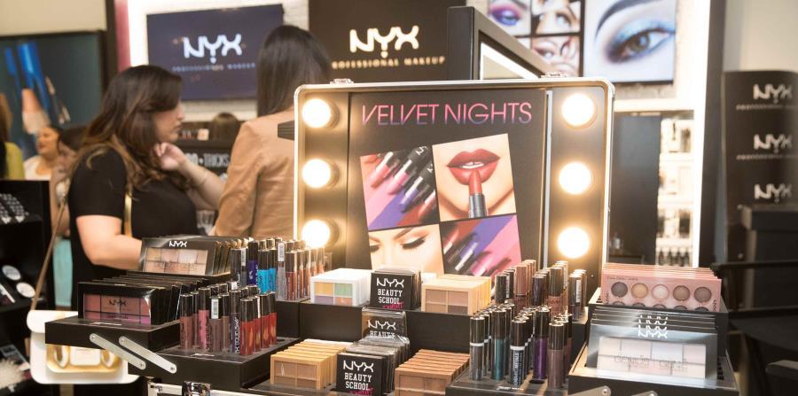 La línea de cosméticos NYX Professional Makeup llega a Plaza Las América (horizontal-x3)