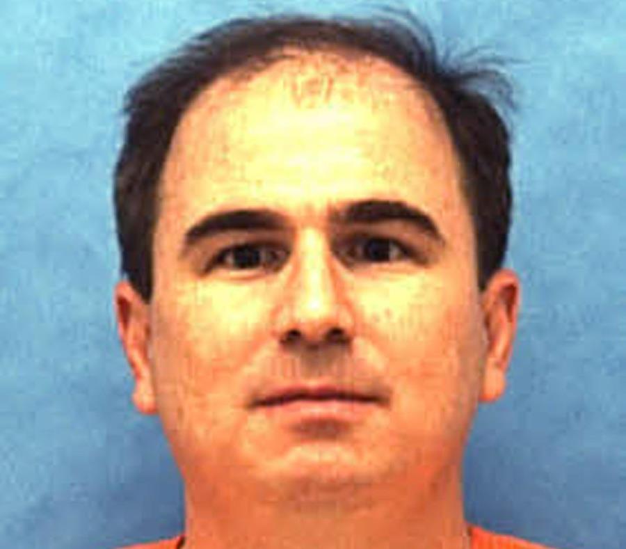 Esta fotografía sin fecha proporcionada por el Departamento de Orden Público de Florida muestra a Eric Scott Branch bajo custodia. (AP) (semisquare-x3)