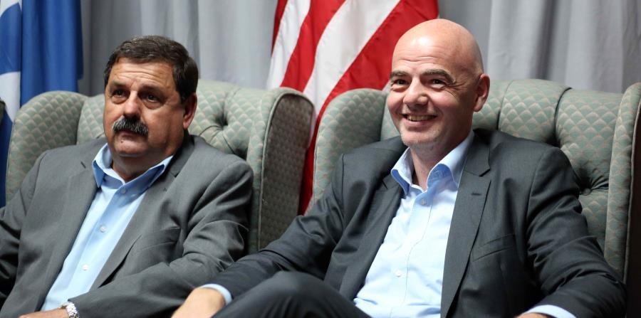 Gianni Infantino resaltó la importancia de la expansión de la Copa Mundial para que las federaciones puertorriqueñas tengan opciones reales de invertir en una futura participación (horizontal-x3)