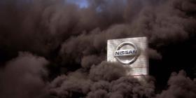 Trabajadores protestan por cierre de planta Nissan en España