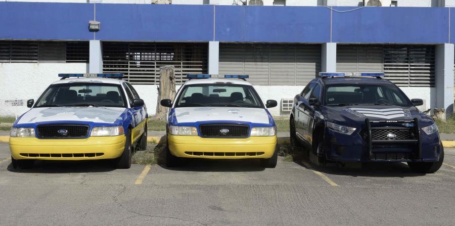 Un cuartel de la Policía en Ponce. (horizontal-x3)
