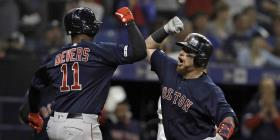 Decide Christian Vázquez a favor de los Red Sox en la undécima entrada