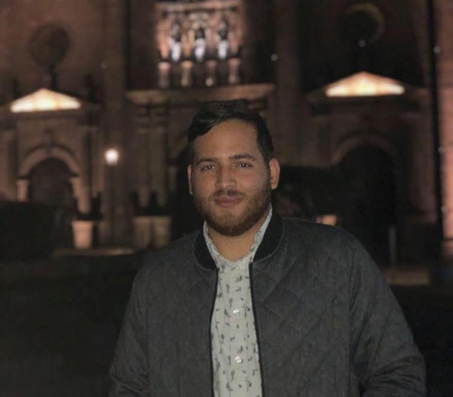 Alexis Joel Hernández, de 23 años, comenzaría a estudiar Medicina en Guadalajara. (semisquare-x3)