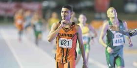 """El corredor puertorriqueño Ryan Sánchez va para """"la NBA del atletismo"""""""