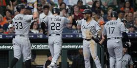 White Sox apabullan a los Astros