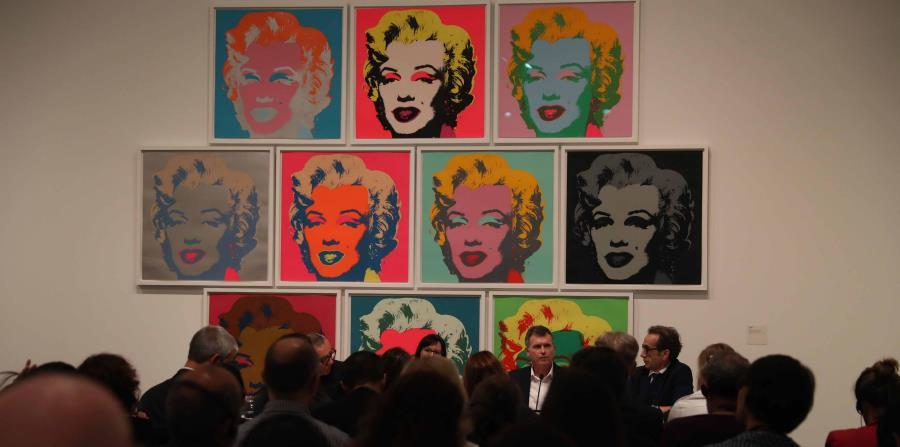 La exposición se podrá ver en Barcelona hasta el 31 de diciembre y luego visitará Caixafórum Madrid y el Museo Picasso de Málaga. (EFE / Toni Albir) (horizontal-x3)