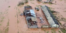 Temor en África por nuevas lluvias y epidemias tras el huracán Idai