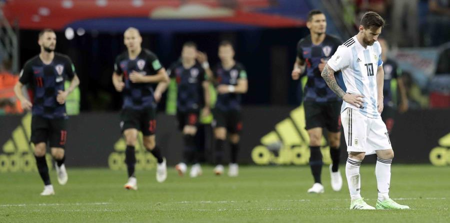 El futbolista argentino, Leo Messi (horizontal-x3)