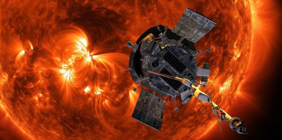 Parker Solar Probe viajará a través de la atmósfera del Sol, más cerca de la superficie que cualquier nave espacial anterior (horizontal-x3)