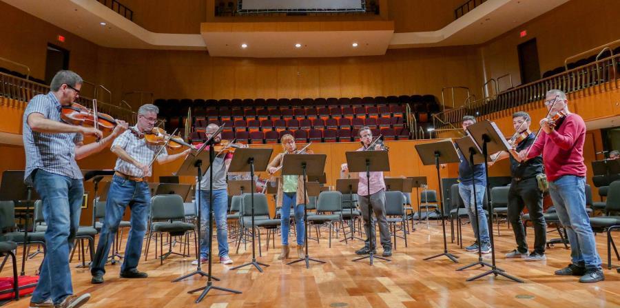 Los integrantes de la agrupación son todos docentes en las Escuelas Libres de Música y otras instituciones musicales del país. (Suministrada) (horizontal-x3)