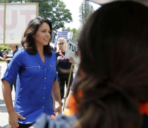Precandidata presidencial llega a Puerto Rico a demandar la renuncia de Rosselló