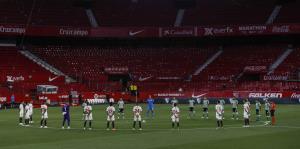Vuelve el fútbol profesional en España