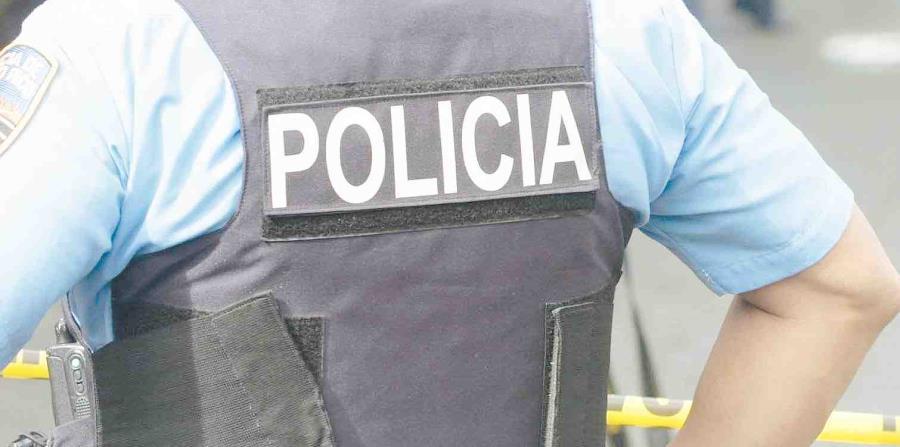 Unos ciudadanos que pasaban por el lugar alertaron a la Policía sobre el accidente y transportaron al peatón hasta el hospital. (GFR Media) (horizontal-x3)