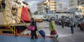 Grecia reabre sus islas al turismo
