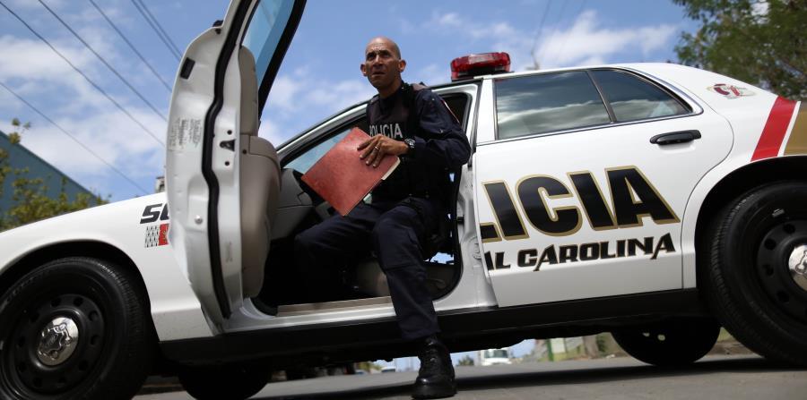 La Policía Municipal de Carolina investiga los hechos. (GFR Media) (horizontal-x3)