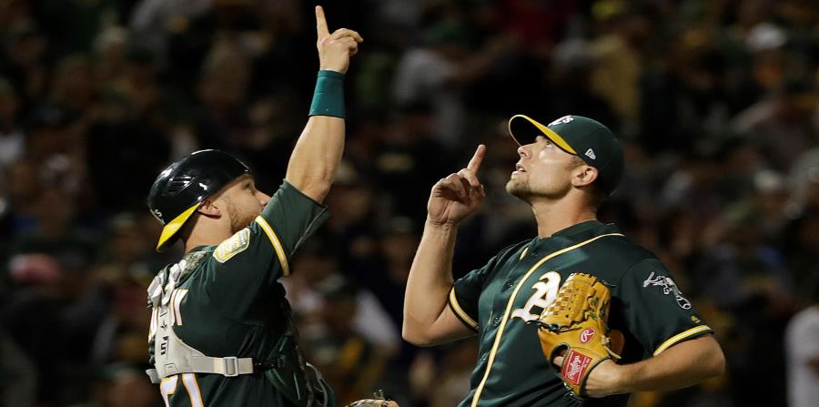 The A's surprise with their performance in the Majors
