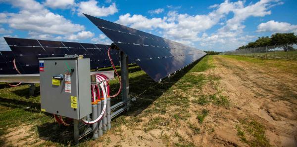 Disney devela planta fotovoltaica que suplirá electricidad a dos de sus parques en Orlando