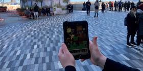 """El fenómeno """"Minecraft"""" llega a los celulares a través de la realidad aumentada"""