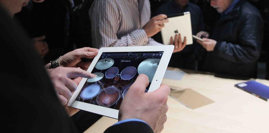 Entre los equipos figuran las tabletas. (GFR Media) (horizontal-x3)