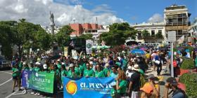 Organización urge aumentar la conciencia climática