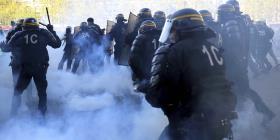 Aumento de suicidios entre policía francesa causa indignación