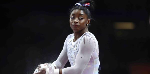 """Simone Biles: """"Un año es mucho para atletas de alto rendimiento"""""""