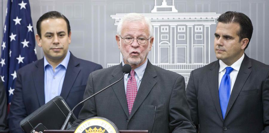 El gobernador realizará el anuncio en el Teatrito de La Fortaleza. (horizontal-x3)