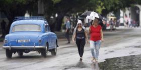 Severas tormentas dejan lluvias y tornados en Cuba