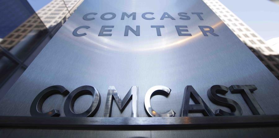 Comcast ahora podrá enfocarse en la caza del operador europeo de televisión por paga, Sky, una adquisición que le daría a la compañía de Filadelfia una mayor presencia fuera de Estados Unidos. (AP) (horizontal-x3)