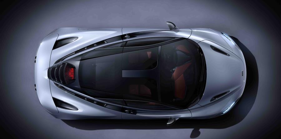 Este auto tiene un motor V8, de 4.0 litros, que genera 720 caballos de fuerza. (Suministrada)