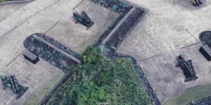 Google Maps revela por error la ubicación de bases militares secretas
