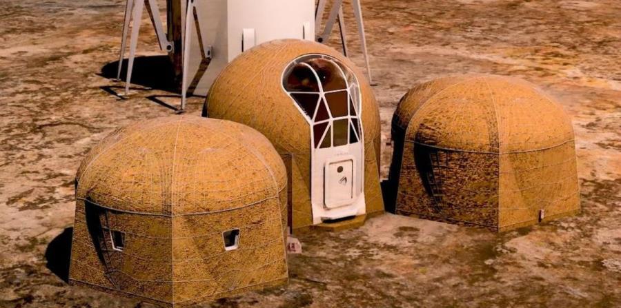 Así podrían ser las casas del futuro en otros planetas (horizontal-x3)